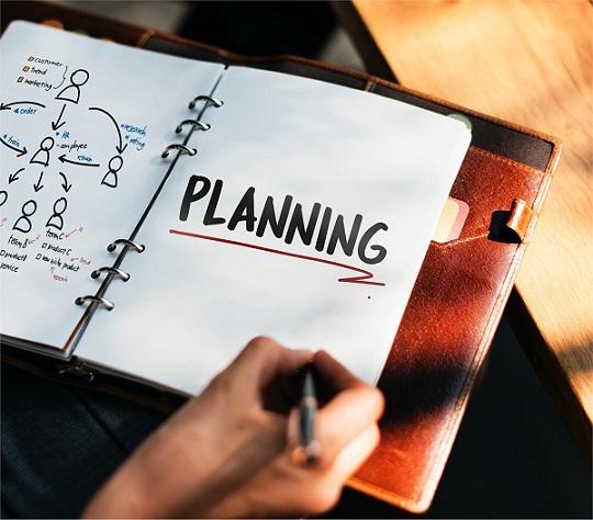 company succession plan